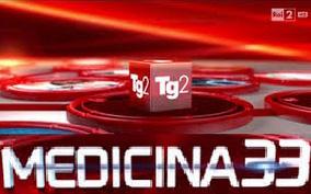 TG2 Medicine 33 – 8 May 2018