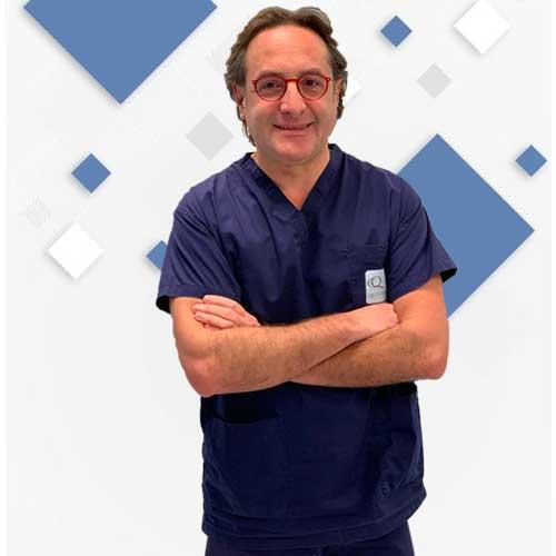 Fotografia del Prof. Gabriele Antonini